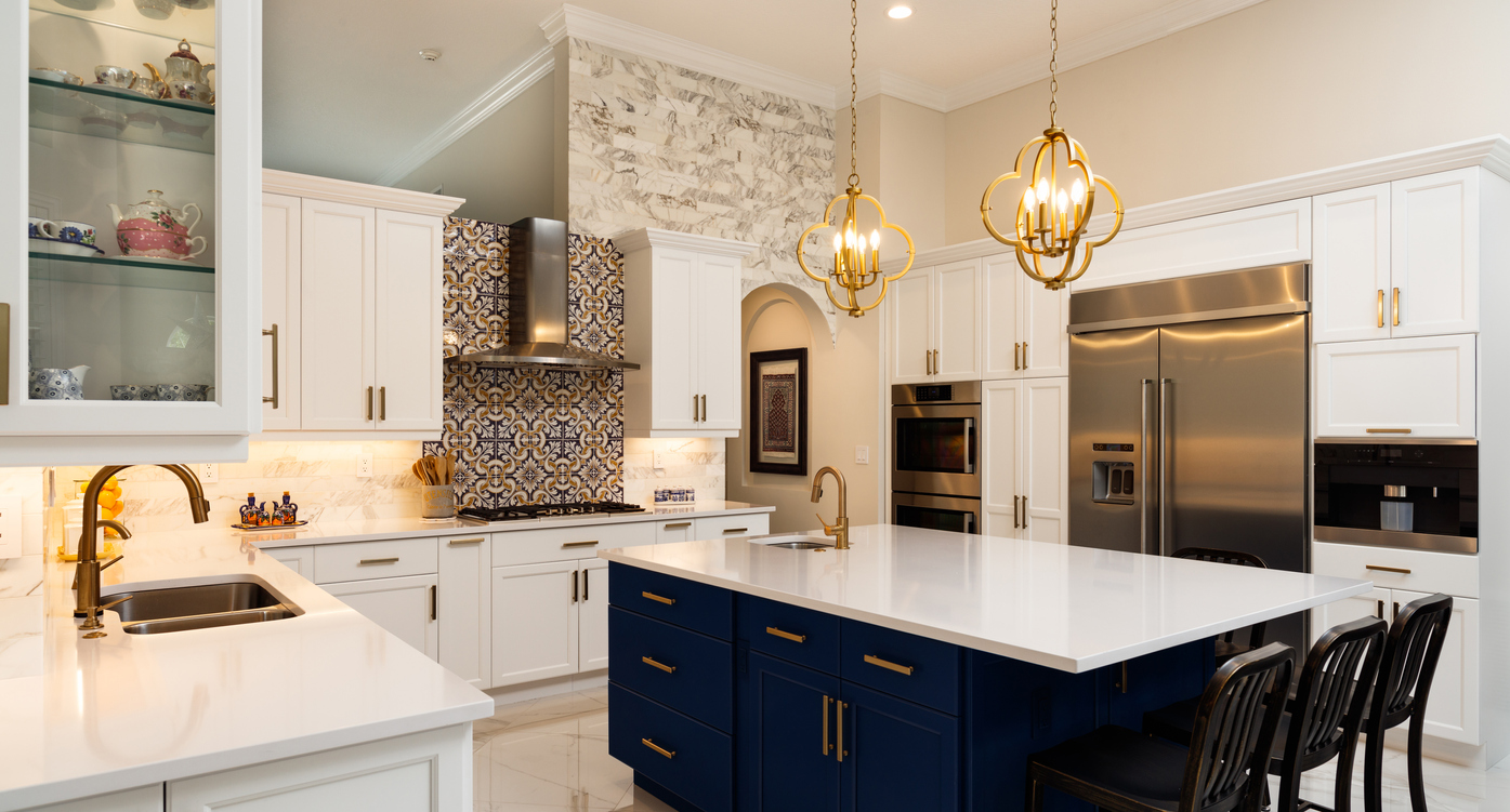 Kitchen Remodeling Company In Seabrook TX